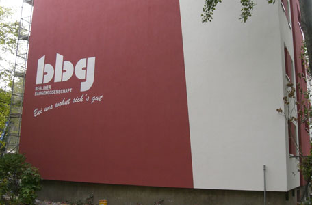 Bbg Berliner Baugenossenschaft Eg Sign Hilft In Allen